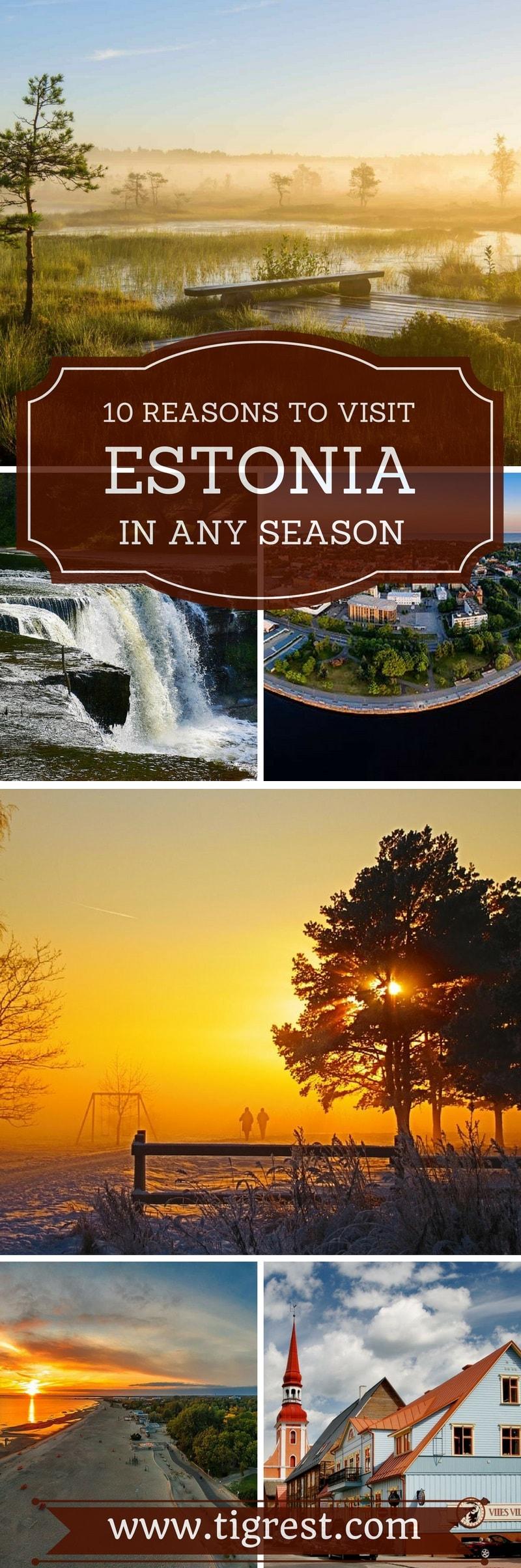 reasons for visiting Estonia pinterest