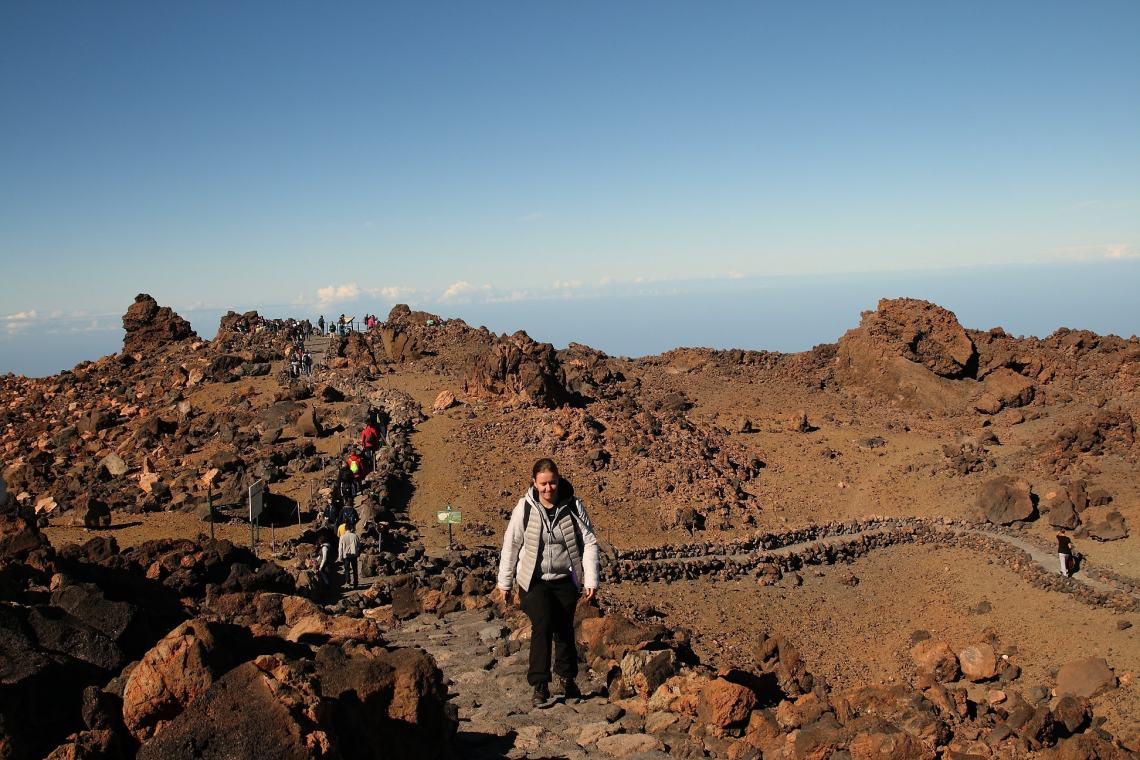 things to do in tenerife - Teide volcano