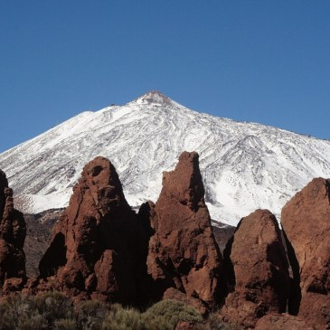Mount Teide Tenerife Day Trip on your own