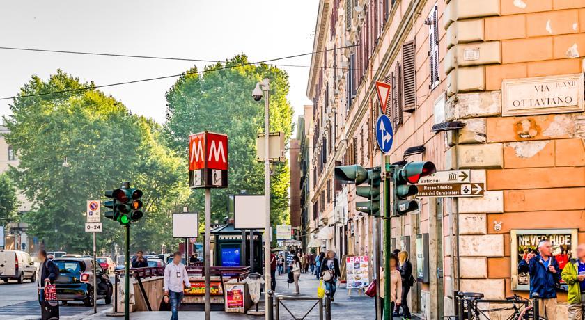 Where to buy Vatican Tickets - ottaviano metro station