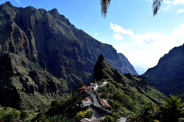 tenerife points of interest - Masca village