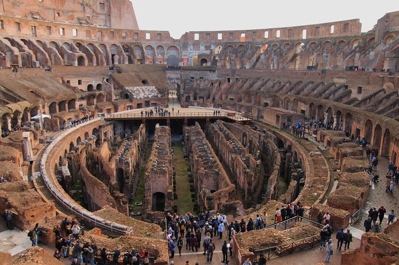 3 Days Rome Itinerary - Colosseum