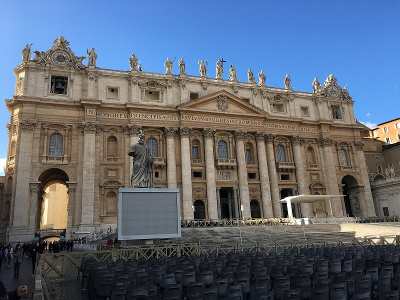 3 Days Rome Itinerary - Vatican