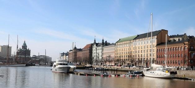 Helsinki to St Petersburg cruise