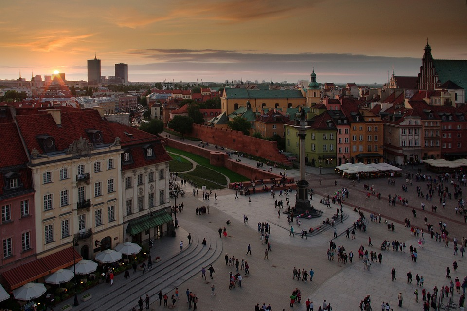 Eastern Europe Travel Itinerary - Warsaw