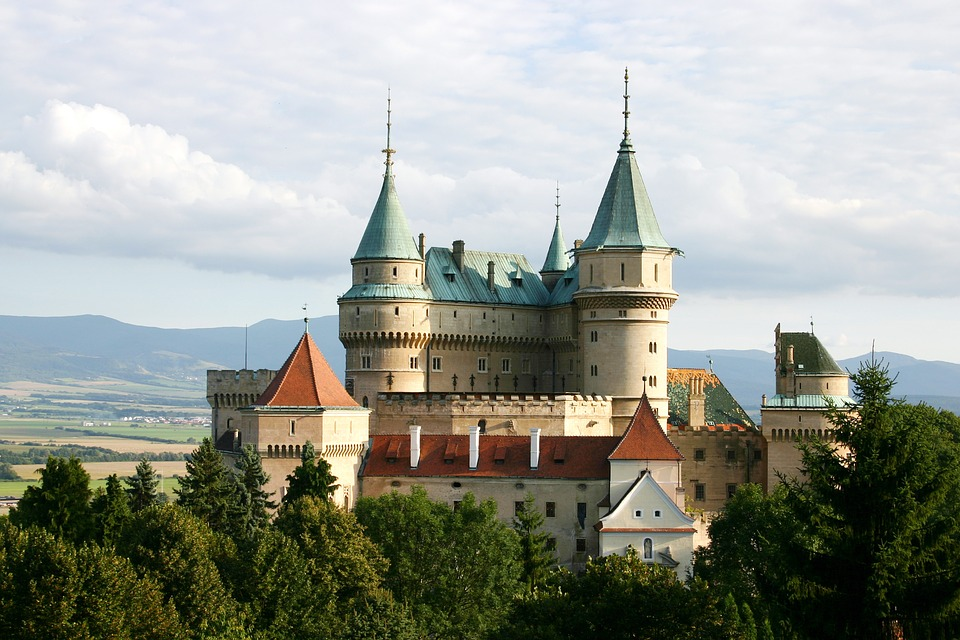 Northern Slovakia Road Trip - bojnice