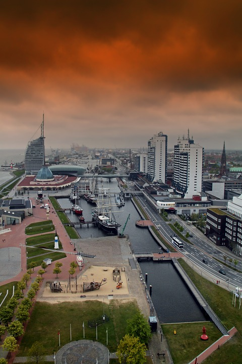 Bachelor degree in Germany in English - Bremerhaven