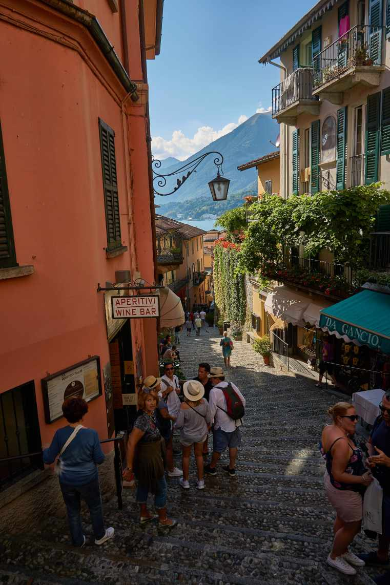 Lake Como One day cruise - Bellagio