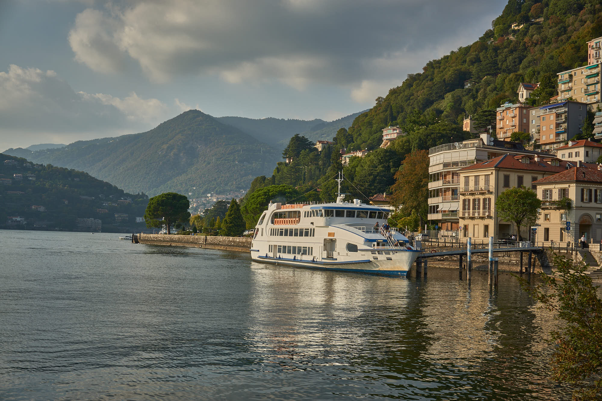 Weekend at Lake Como: One day in Como and Brunate