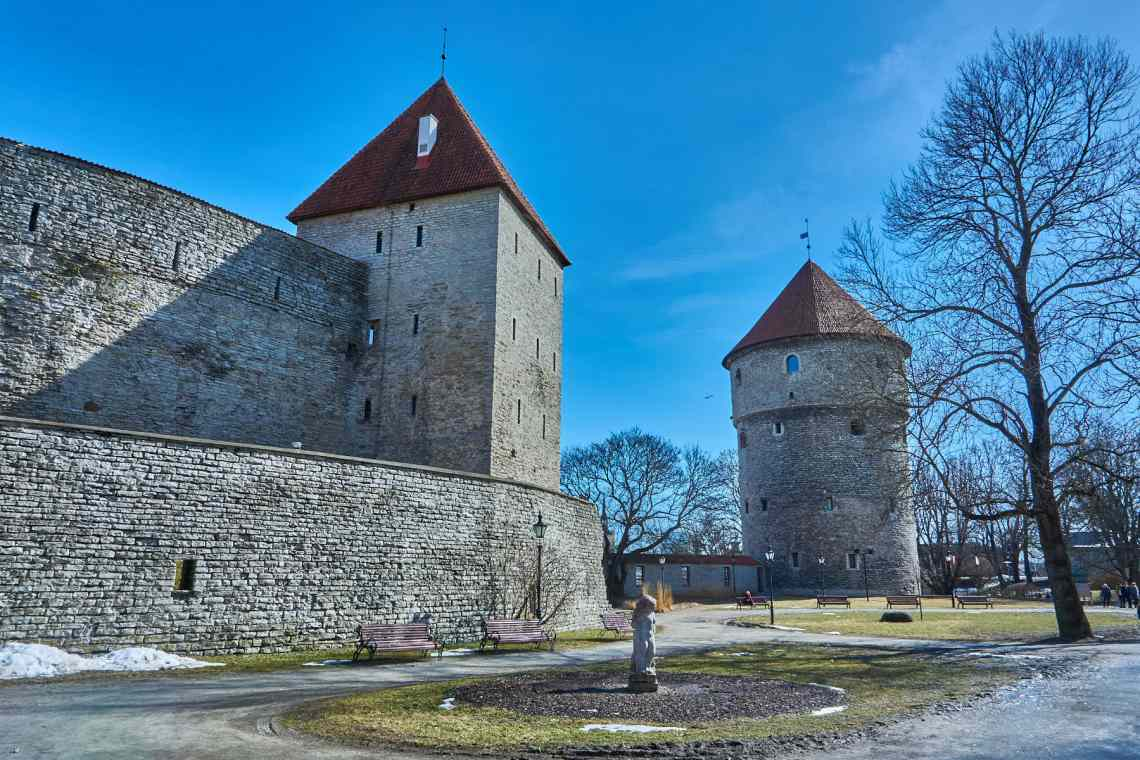 One day in Tallinn without kids