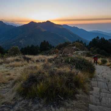 Annapurna basecamp trek – Ulleri, Ghorepani, Poon Hill sunrise trek, Chomrong