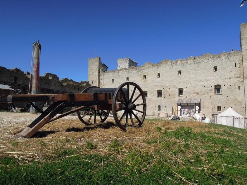 Day Trips from Tallinn Estonia Rakvere castle