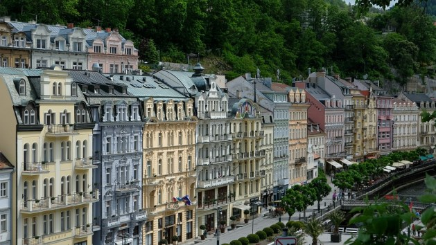 Eastern Europe Itinerary 2 weeks karlovy Vary