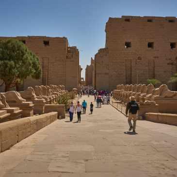 Hurghada to Luxor day trip