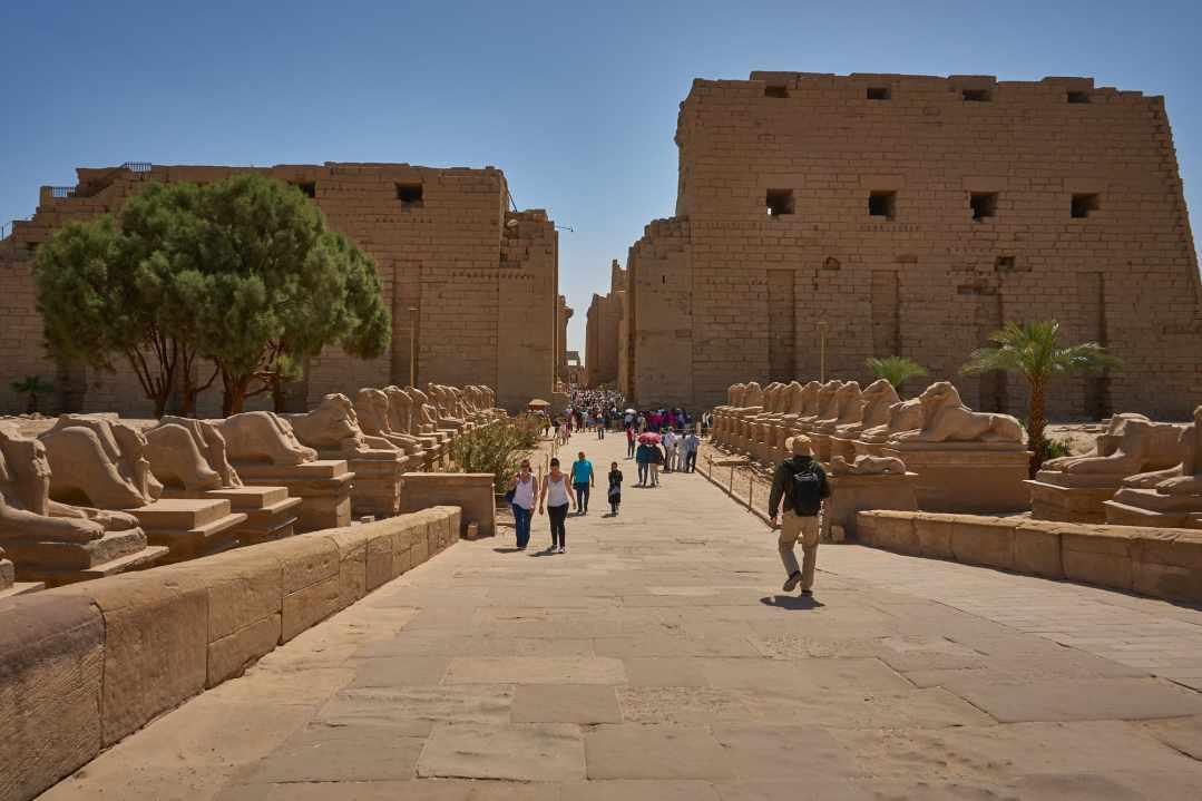 Hurghada to Luxor day trip - Karnak