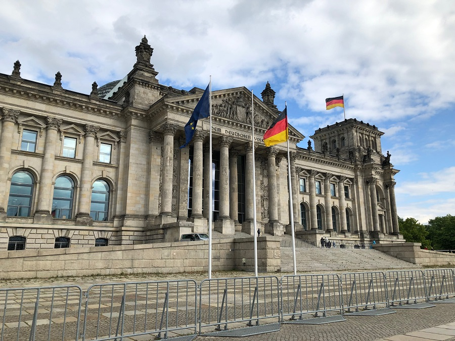 72 hours in Berlin with a kid