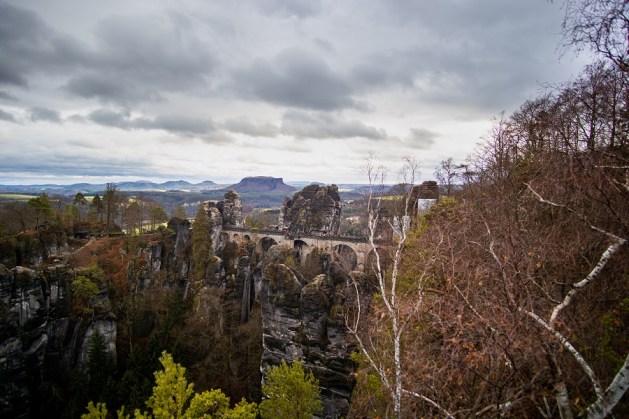 Saxon Switzerland National Park bastei-8