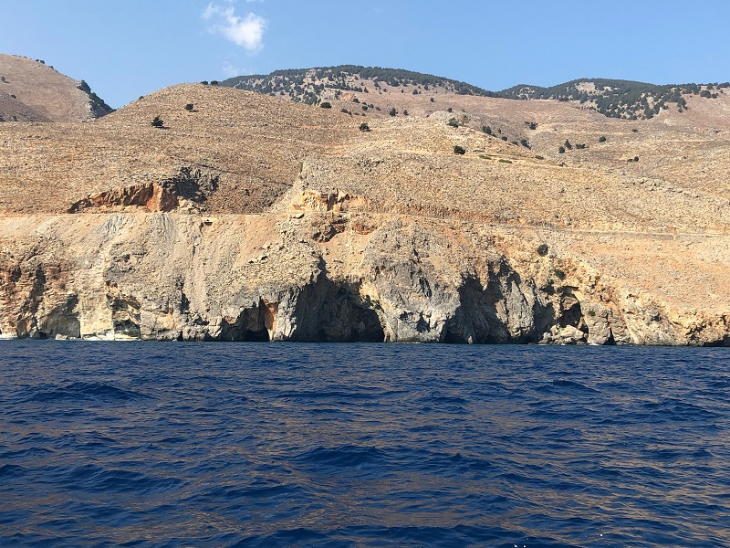 Loutro snorkeling day trip