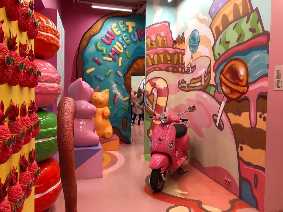 Alternative Saint Petersburg itinerary sweet museum