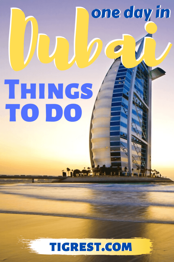 One day in Dubai - How to visit Dubai Frame and Global Village