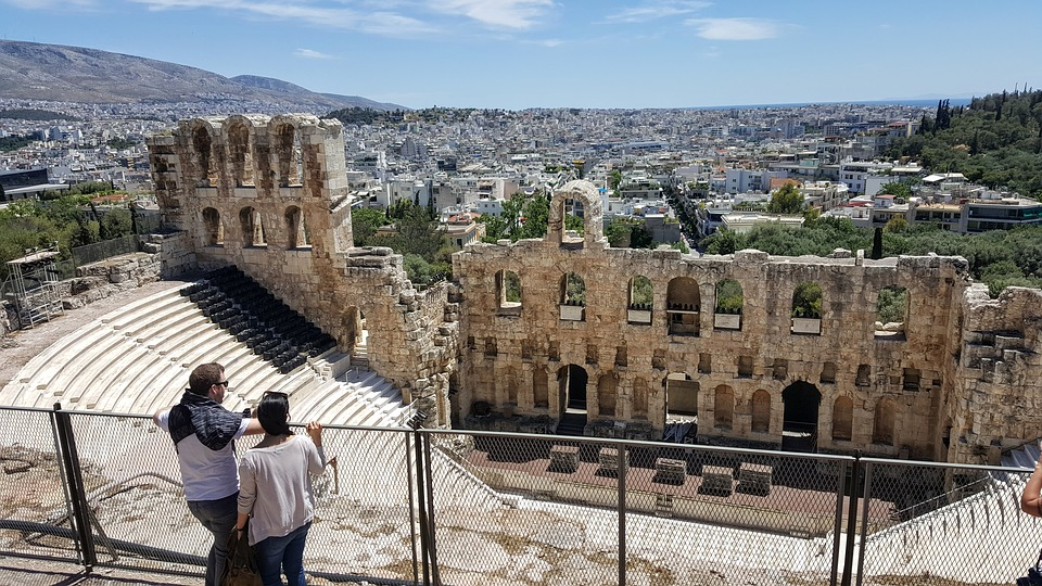 Greece 10 days itinerary - Athens