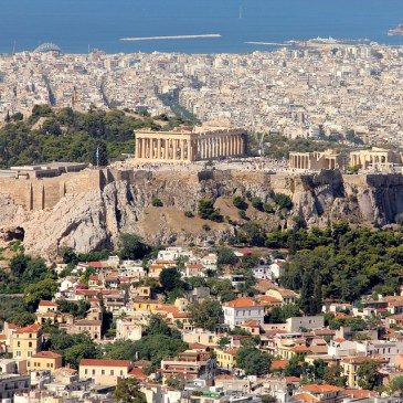 10 days Greece Itinerary from Athens