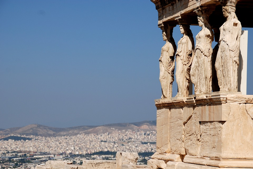 acropolis athens Greece 10 days itinerary
