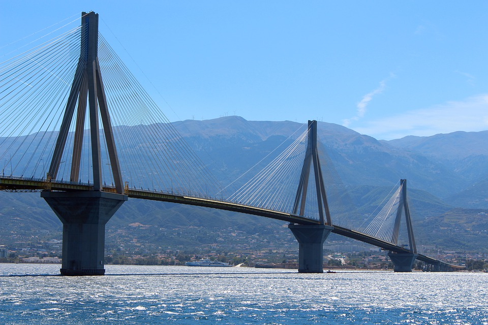 bridge Greece 10 days itinerary