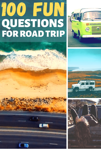 Questions for a Road trip