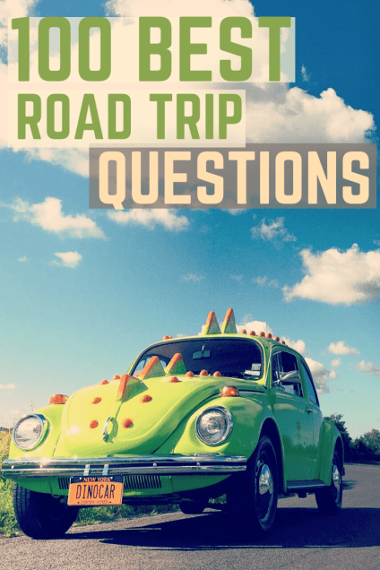 fun questions for road trip