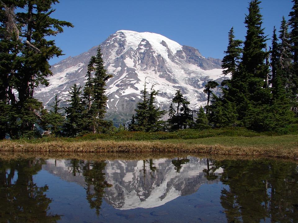 Best hikes in Mount Rainier National Park