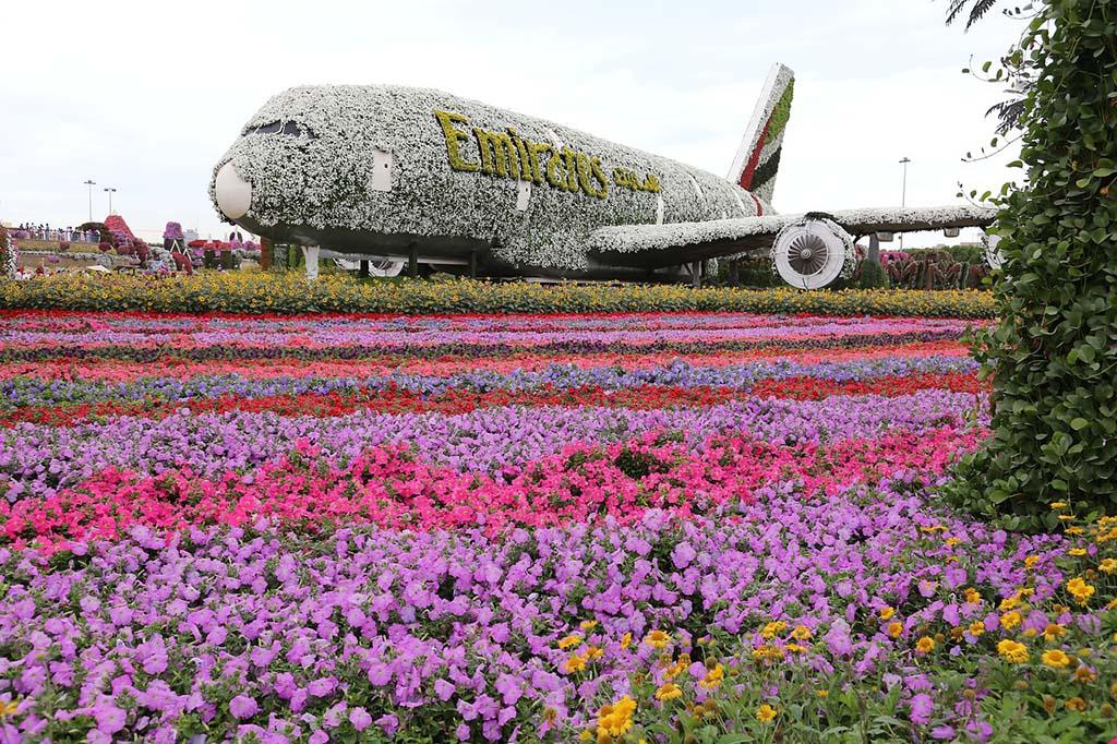 7 Must-Visit Places When In Dubai dubai miracle garden