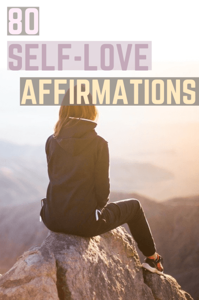 affirmation for self love