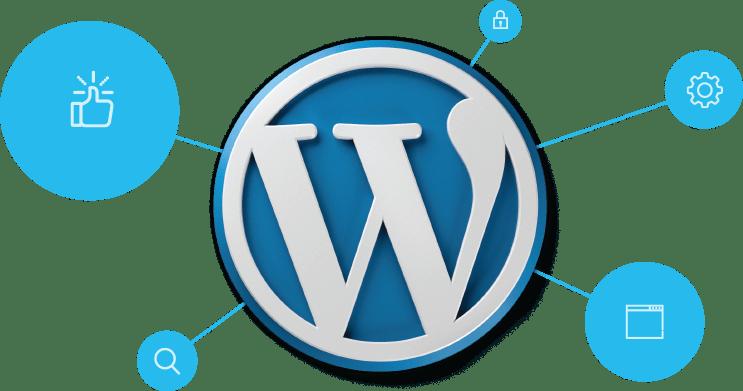 wordpress website design company in Bangalore