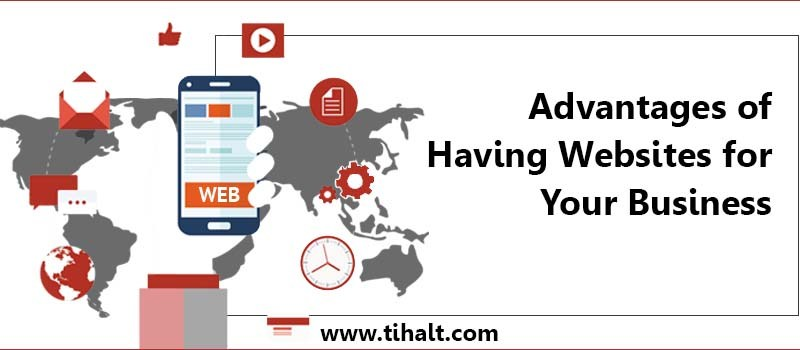 Advantage of Having Websites for Your Business in Bangalore