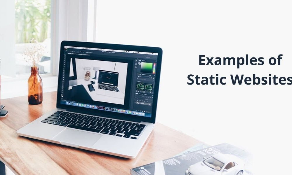 Examples of Static Websites