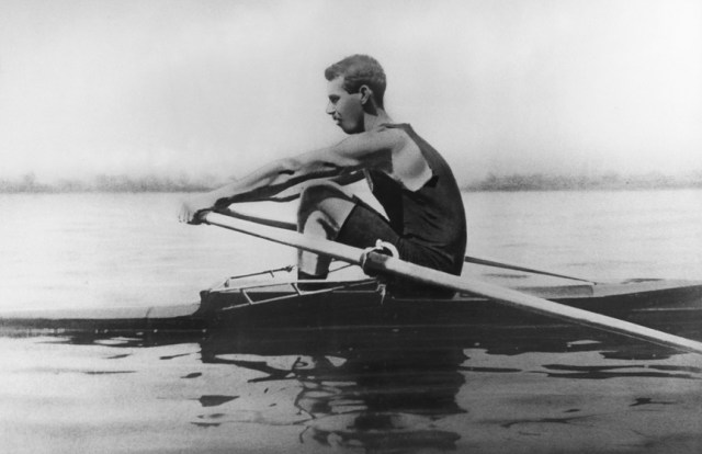 "Edward ""Ed"" Durnan, Great Sculler"
