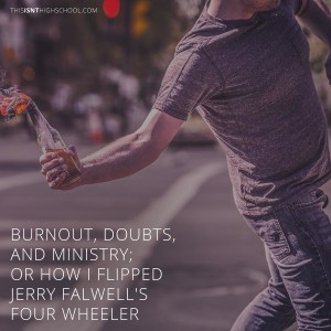 burnout doubt and ministry