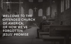 offended church of america