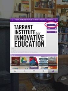 Meet Aurasma: an augmented reality app for the classroom