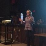 Susan Hennessey, professional development coordinator