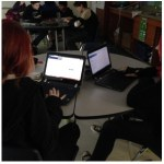 Hour of Code at Essex Middle School