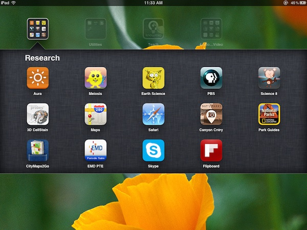 4 uses for the iPad1 in the classroom