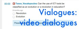 using vialogues for social learning