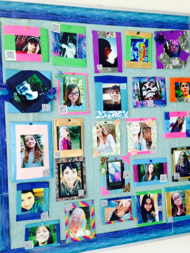 augmented reality and student identity
