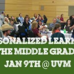 personalized learning in the middle grades vermont