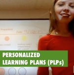 providing support for goal-setting in a PLP