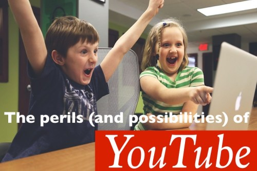 how to make YouTube appropriate for your classroom