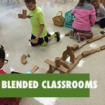 blended classrooms