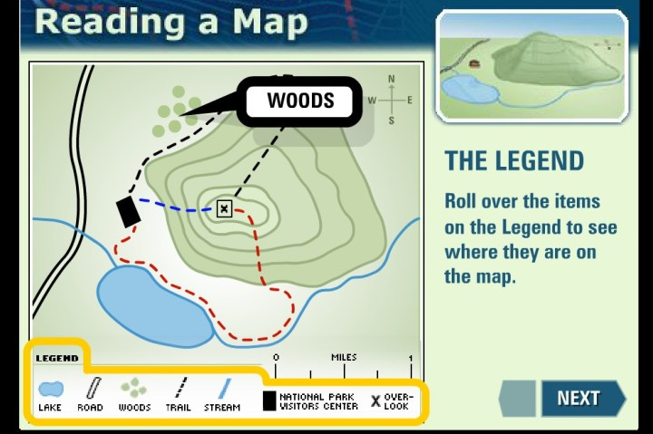 interactive map tools